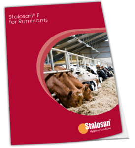 Stalosan F for ruminants